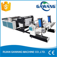 Factory Price Fireworks Paper Roll Sheeting Machine/Paper Material Cross Machinery Cutter