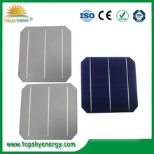 High Efficiency 156mmx156mm 2BB/3BB Flexible Solar Cell Roll Charger With Low Price