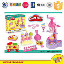 Trolltech ice cream color clay toy, choi mud play set Trolltech ice cream color clay toy, choi mud play set