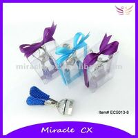 With rhinestones colored glitter handle eyelash curler