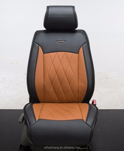 2015 new design weillfit and good quality PU leather universal car seat cover