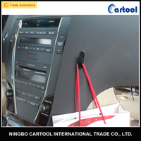 Plastic hot sale car super stick hook