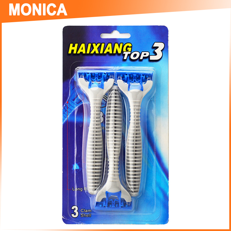 monica disposable barber razor medical razor blades hairdresser razors
