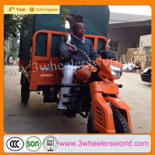 Chongqing Tricycle,400cc Van Cargo motorcycle for Sale