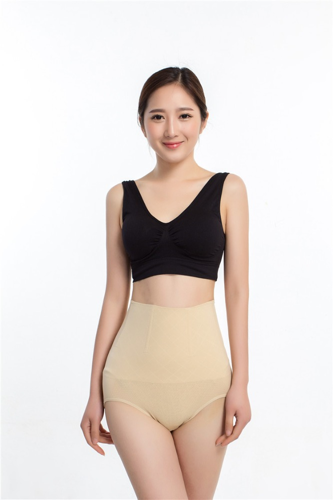 Fashion women panties abdomen slimming belt waist shaper