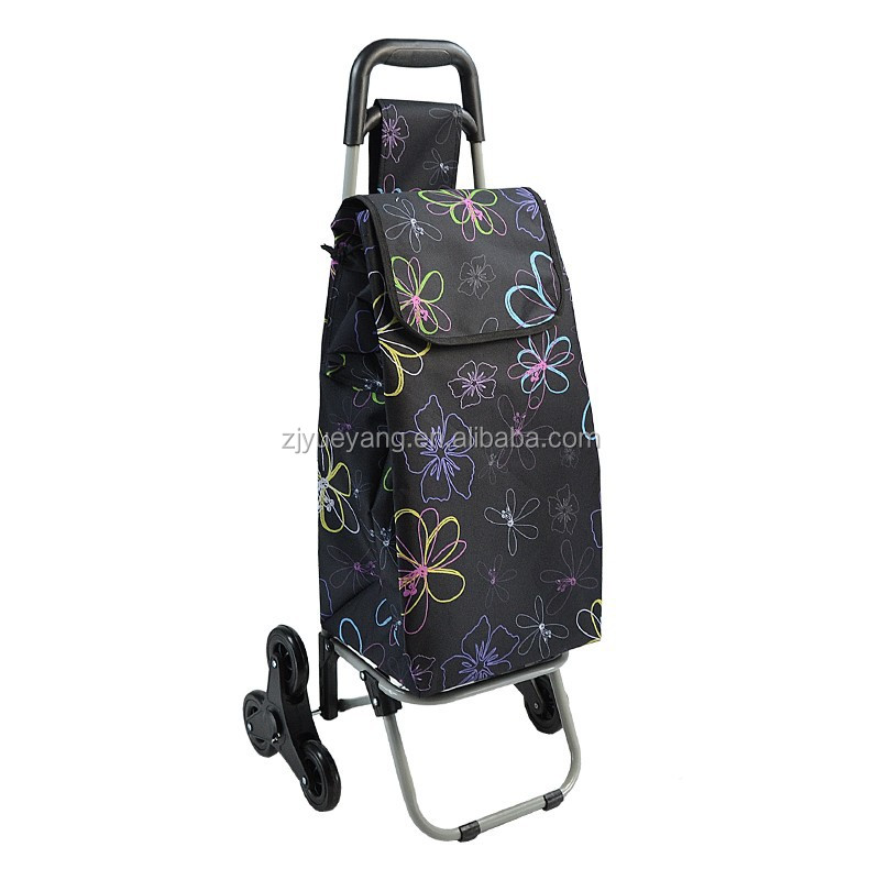 YY-33X26 manufacturer shopping trolley-3 wheels shopping cart with three wheel