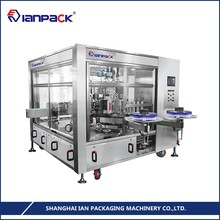 3000-36000BPH Fully Automatic OPP Hot Melt Glue Labeling Machine