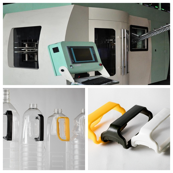 Large machinery for stretch blow molding machine
