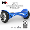 HX 8inch Electric Scooter 2 Wheel Smart Balance Hoverboard for wholesale