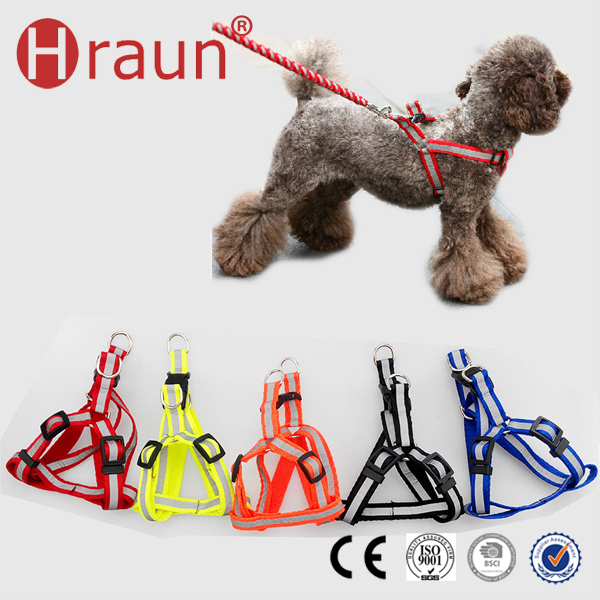 High Quality Nylon Polyester Dog Collar Chain