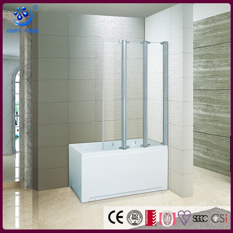 Bathtub Folding Shower Screen (KD3202)