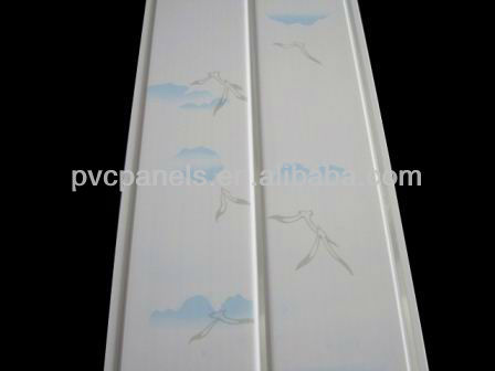 best seller printing outdoor pvc wall panel