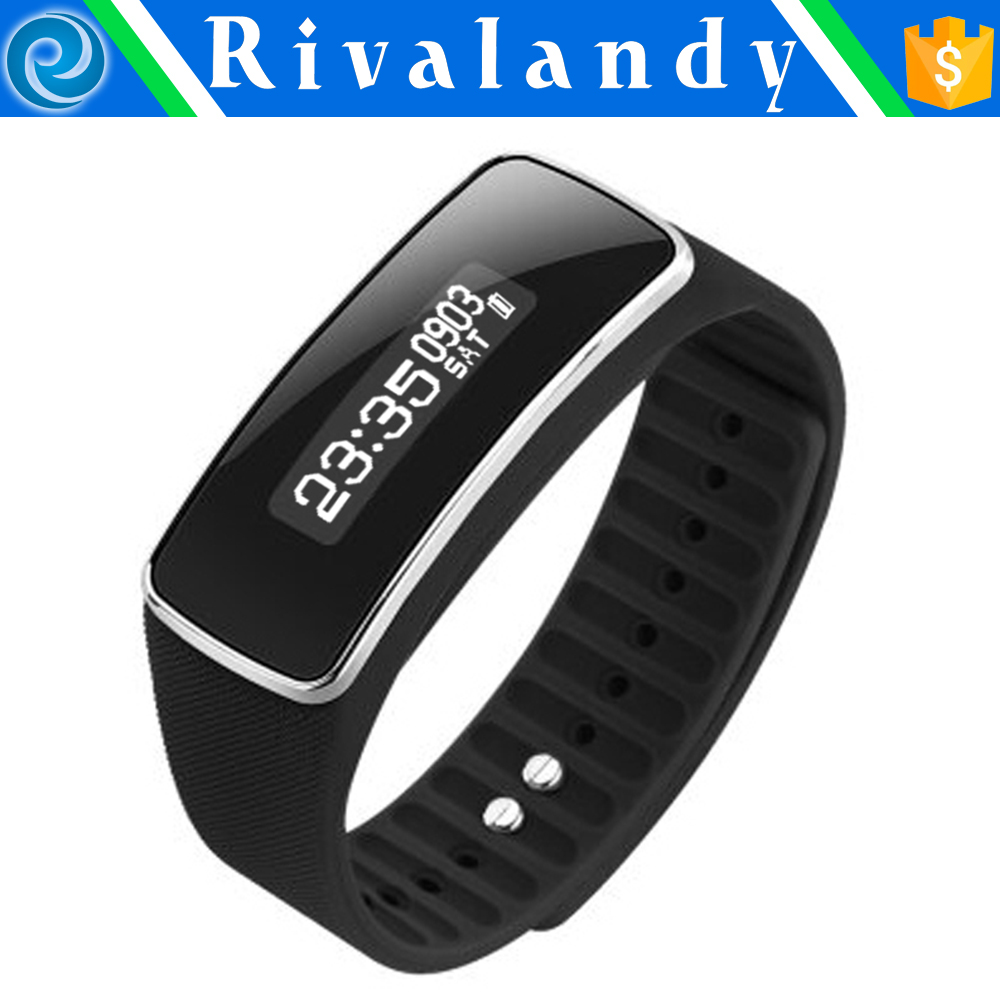 China Waterproof Touch Digital Silicone Bracelet LED Sports V5S wrist watch fashion Women Men Watch 2017
