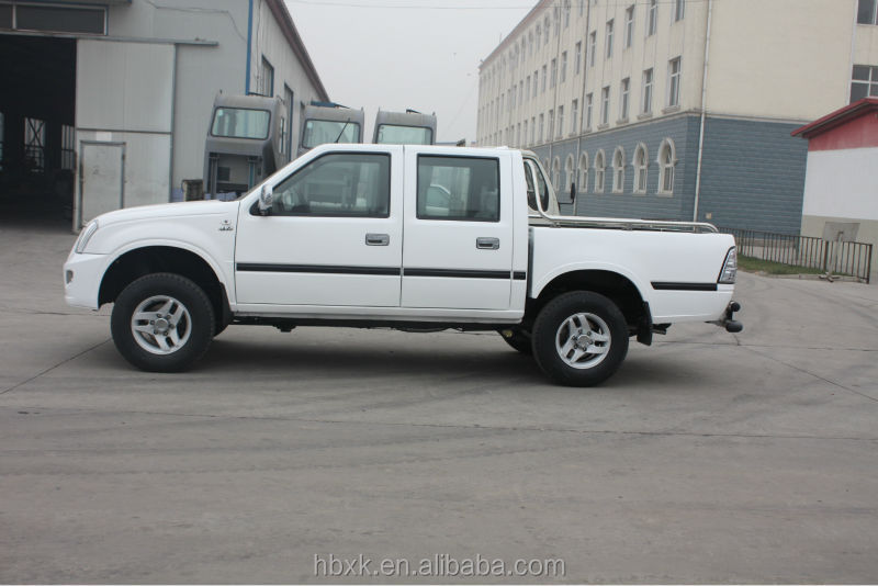Double Cab Pickup(DUDA) 2WD Gasoline
