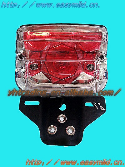 High Quality CG125 motorcycle tail light in china