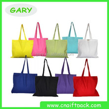 Promotional Custom Printed Cheap Plain Tote Canvas Bags
