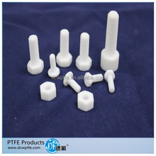 teflon ptfe quality screw and nut manufacturing company supply ISO9001 approved