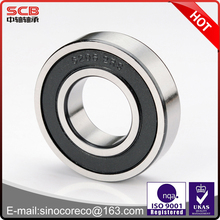 Linqing factory 6206 6206ZZ 6206-2RS 6206N deep groove ball bearing for electric motors
