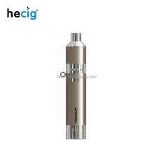 Hecig Honour 2018 2-in-1 Premium Portable portable wax pens Vaporizer with magnetic attachment