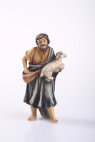 12'' Catholic Resin Nativity Scene Resin Shepherd, Resin Berger, Resin Sheep Farmer