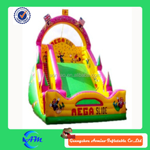 qute large inflatable water slides home use inflatable water slides for sale
