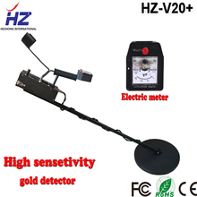 Professional manufacturer deep earth ground gold metal detector