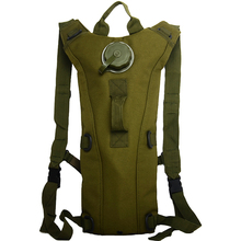 High Quality backpack fire proof 3L pattern tactical military waterproof backpack