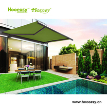 Homey good supplier best selling retracted roof aluminum retractable awning motor