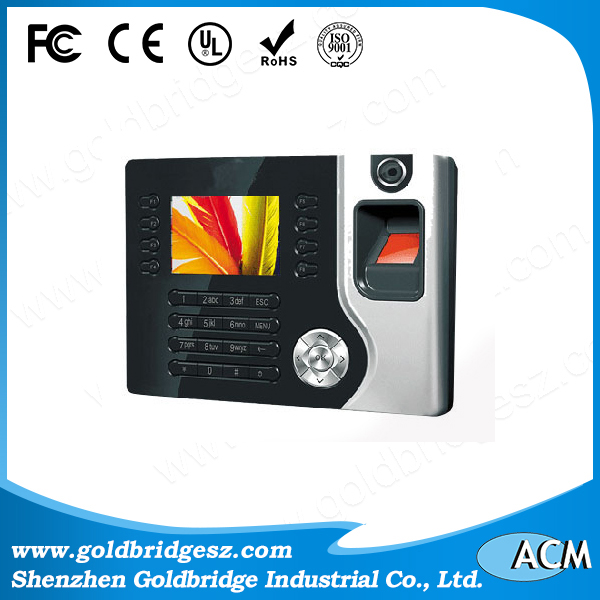 China supplier Biometric Provider Face Scanner Clock Facetime Attendance Machine