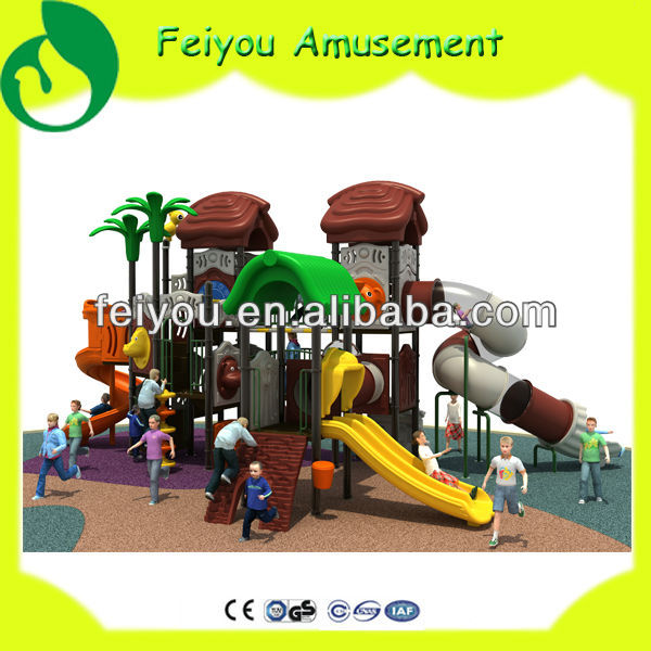 2014 large outdoor playground slide outdoor inflatable dry slide outdoor playground tube slides