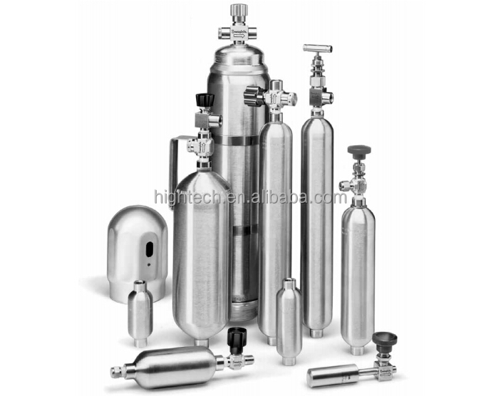 Sample Cylinders, Accessories, and Outage Tubes