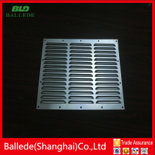 Aluminum high quality perforated metal ventilation louver