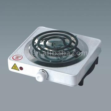 Single Hot Plate / Electric Stove With Coil heating element 1000mm