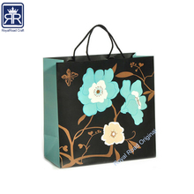 Alibaba china best sell cheap printing paper cake bag with you shop name