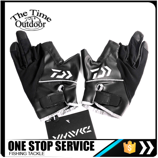 2016 Alibaba Fishing Products Professional Fishing Use Anti Cut Fishing Gloves Wholesale Price Men Gloves