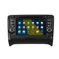 ANDROID 4.4 FOR AUDI TT 2006-2012 AUTO GPS NAVIGATION WITH DVD BT Radio GPS 3G Wifi android! Good quality