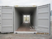 Open Side Container (With Open Side Door, 20ft Side Open Container, Optional Container Fittings)
