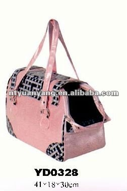 2015 Strong Luxury Pet Carrier Bag Wholesale Dog BAG Pet Bag