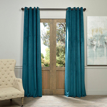Decorative Hanging French Door Curtains