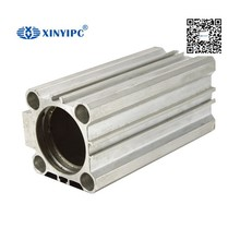 Round square Mickey mouse pneumatic Aluminum cylinder tube factory