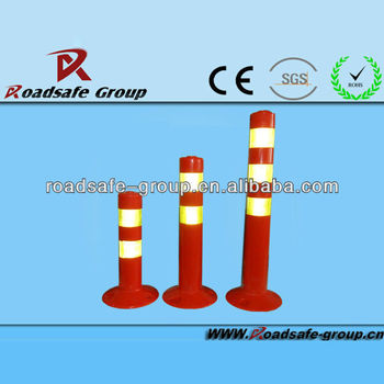 RSG-POST75P new product reflective road warning post