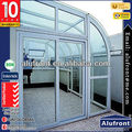 High quality and easy assemble aluminum sun room