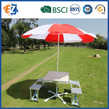 Portable Outdoor Folding Extendable Aluminium Table and Desk for Picnic