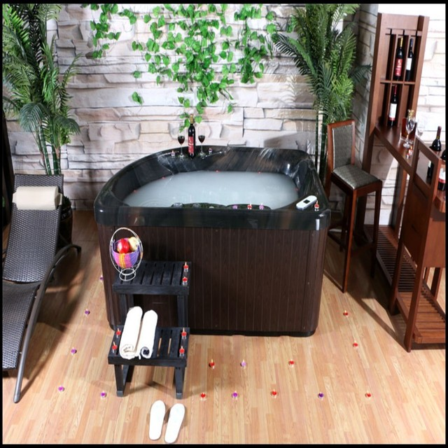 2 Person Inflatable Hot Tub 2 Person Portable Hot Tub 2 Person Indoor Hot  Tub