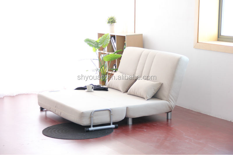 China manufacture sofa bed B75-2p
