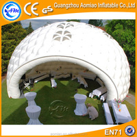 Outdoor inflatable yard tent/inflatable garden tent/inflatable party event tent
