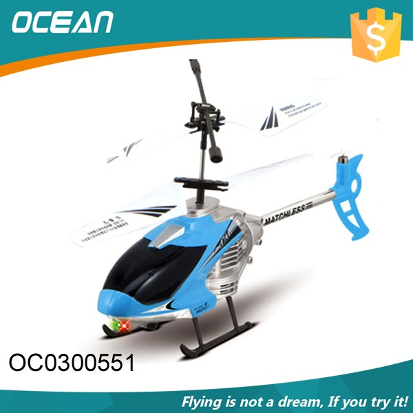 Adult infrared controlled 3.5 channel alloy model universal remote control helicopters in india OC0300551