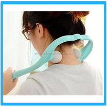 High Quality Plastic Manual Neck Massager
