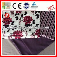 eco-friendly soft colorful 100% organic cotton fabric printed towel