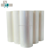 BOPP Transparent Plastic Film With Glue For Printing Paper Laminating Bopp Thermal Lamination In Glossy Finish